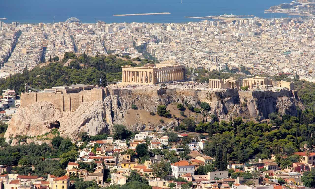 Acquistare Biglietti per l'Acropoli e i Siti Antichi di Atene